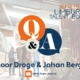 Johan en Floor - KNHS Limburg Talent Boost Q&A