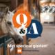 Q&A met special guests
